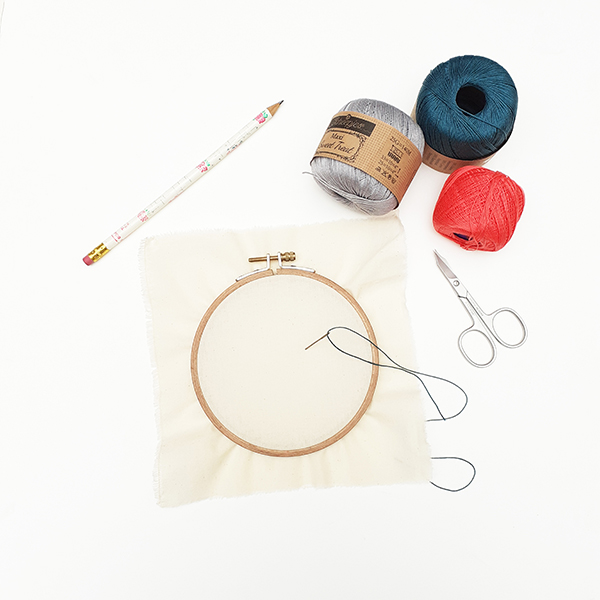 contemporary embroidery workshops Marseille South France