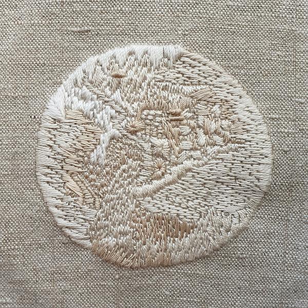 embroidered emotional lanscape